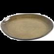 Pascale Naessens Pure assiette ronde verte large 34cm