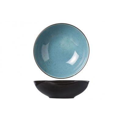 Cosy & Trendy Finesse Blue Assiette Creuse D20xh6.2cm