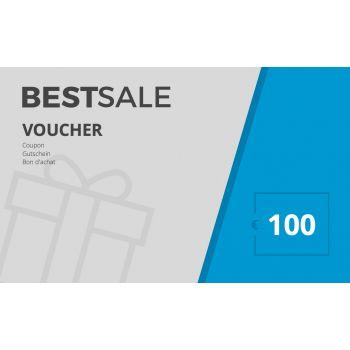BestSale Shop Bon d'achat €25 – €500