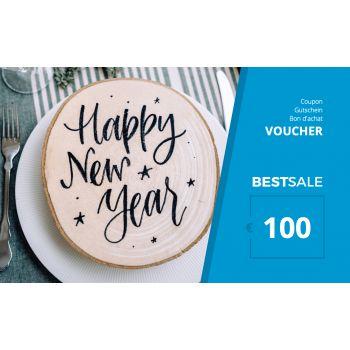 BestSale Shop Bon d'achat €25 – €500 / Happy New Year