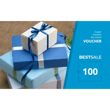 BestSale Shop Bon d'achat €25 – €500 / Gift