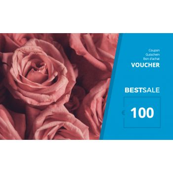 BestSale Shop Bon d'achat €25 – €500 / Valentines Day