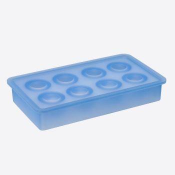 Lurch bac à glaçons perles bleu glacé ø 3.3cm