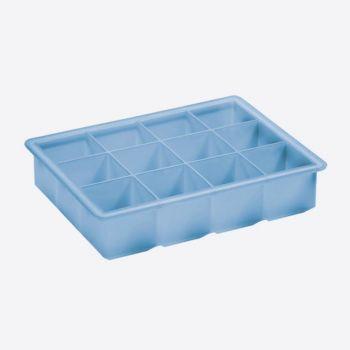 Lurch grand bac à glaçons cube bleu glacé 4x4cm