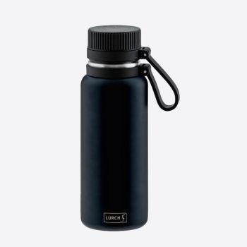Lurch Outdoor bouteille isotherme à double paroi en inox bleu foncé 500ml