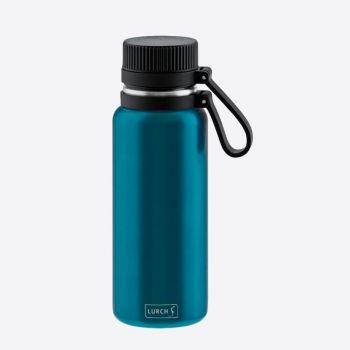 Lurch Outdoor bouteille isotherme à double paroi en inox bleu 500ml