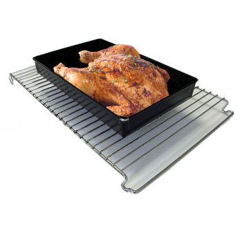 Bakeflon Oven tray multifunctional - 140x190x40mm