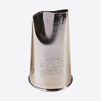 Kaiser douille de rose en inox 16mm