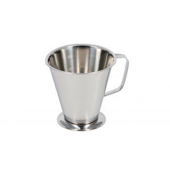 Interlux Measuring jug on foot voet - 0.50Ltr