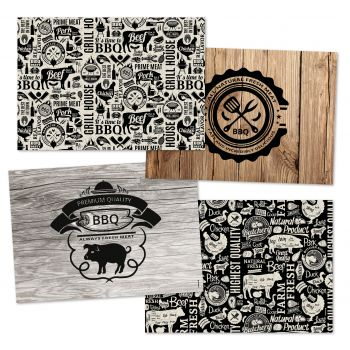 Paper placemat - Grill House
