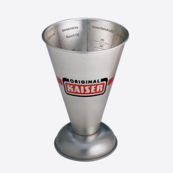 Kaiser mesureur en inox 500ml