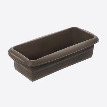 Lurch Flexiform moule à pain/gâteau en silicone brun 25cm
