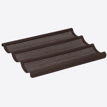 Lurch Flexiform moule en silicone pour baguette 3 pièces 36x28.5cm