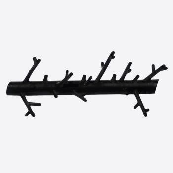 Bosign support à suspendre 'Branch' en métal noir mat 31x5x12cm