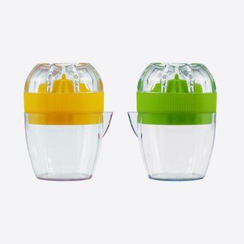 Dotz mini presse-agrumes jaune ou vert (12pcs/disp.)