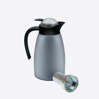 Dotz pichet isotherme double paroi avec filtre gris 1.5L