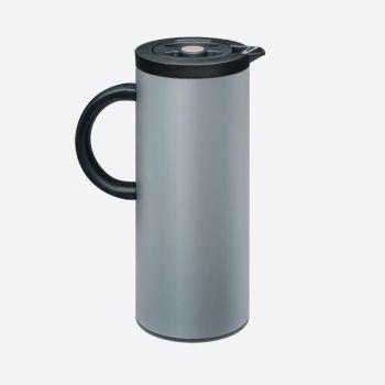 Dotz pichet isotherme avec bouteille intérieure en verre gris 1L