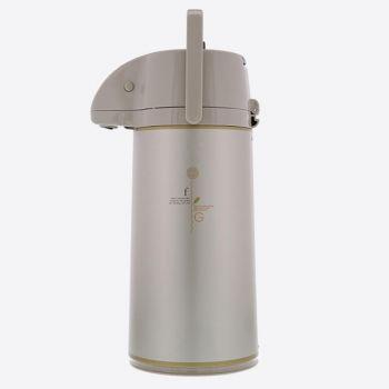 Zojirushi pichet isotherme airpot avec bouteille intérieure en verre cacao 1.9L