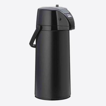 Zojirushi pichet isotherme airpot avec bouteille intérieure en verre noir 2.2L