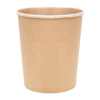 Pots à soupe compostables en PLA Fiesta Green 90;9 cl