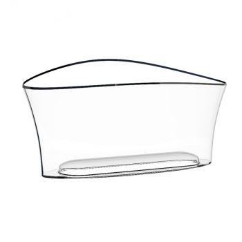 Italesse Vela Bucket seau à glace en acrylique 20.7x28.8x27.1cm
