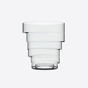 Italesse Solomon Bucket seau à glace en acrylique transparent Ø 22cm H 23.8cm