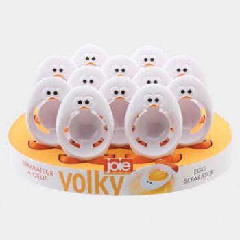 Joie Yolky séparateur d'œuf 5.7x3.2x8.9cm (12pcs/disp.)