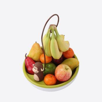Joie Monkey corbeille à fruits avec support à bananes ø 26cm H 16.5cm
