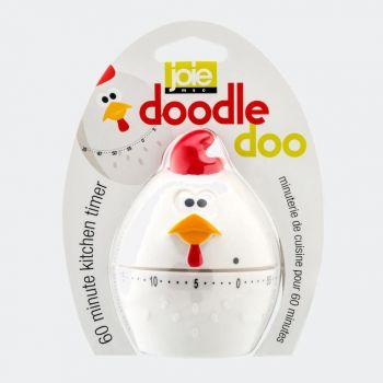 Joie DoodleDoo minuteur jusquà 1 heure poulet Ø 7cm H 10.2cm