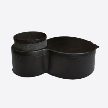 Klapcap créateur de capsules Nespresso noir