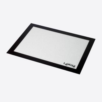 Lékué tapis de cuisson en silicone et fibre de verre 40x30cm