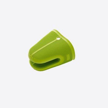 Lékué gant de cuisine en silicone vert 11.8x9.5x13.5cm