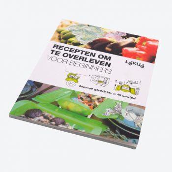Lékué livre de cuisine pour débutants NL