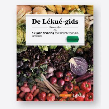 Lékué livre de cuisine 'De gids van Lékué' NL