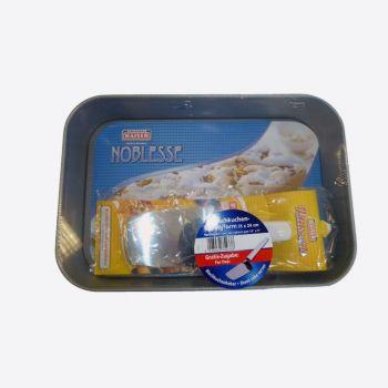 Kaiser promotion moule à manqué 39x27.5cm & pelle à tarte/lasagne
