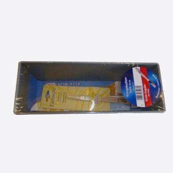 Kaiser promotion moule à cake 30cm & pinceau en bois