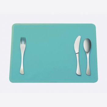 Omami set de 3 pièces - couverts & set de table bleu (12pcs/disp.)