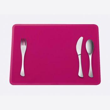 Omami set de 3 pièces - couverts & set de table rose (12pcs/disp.)