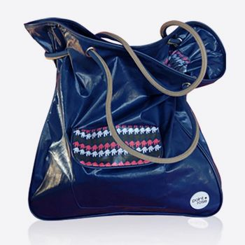 PointRose sac de plage bleu