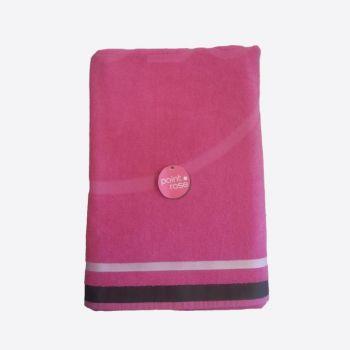 PointRose serviette de plage rose