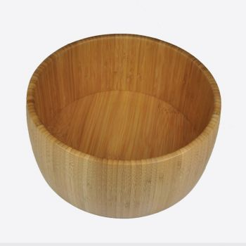 Point-Virgule saladier en bambou rond ø 25cm H 11cm