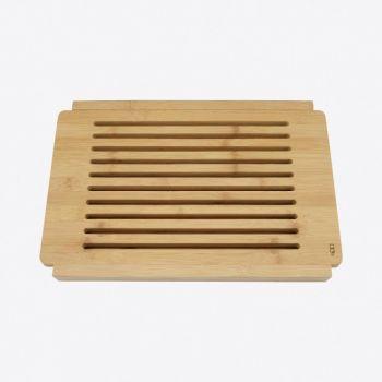 Point-Virgule planche à pain en bambou 40x27x3.5cm