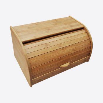 Point-Virgule boîte à pain en bambou 40x26x20cm