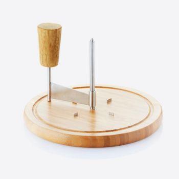 Point-Virgule friseur à fromage en bambou