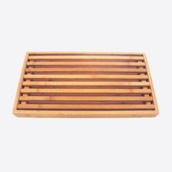 Point-Virgule planche à pain en bambou 42.5x25x3.5cm