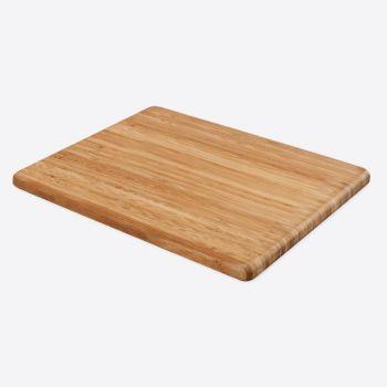 Point-Virgule planche à découper en bambou large 34x29x1.8cm (par 6pcs)