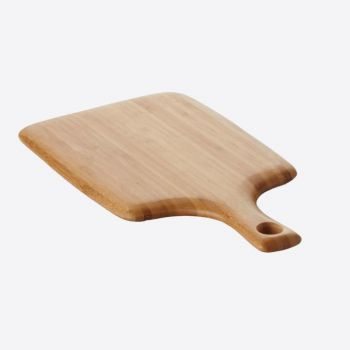 Point-Virgule planche à découper en bambou avec poignée 46.5x24.3x1.9cm