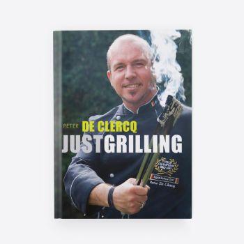 Point-Virgule livre de cuisine 'Just grilling' ENG