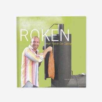 Point-Virgule livre de cuisine 'Roken met Peter De Clercq' NL