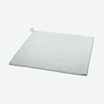 Point-Virgule chiffon en microfibre vert 35x35cm (par 6pcs)